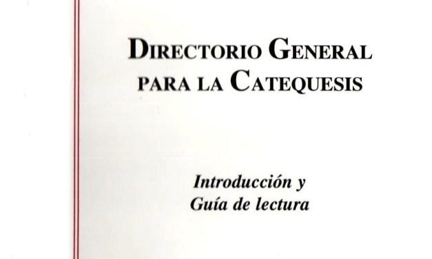 7. Directorio General para la catequesis