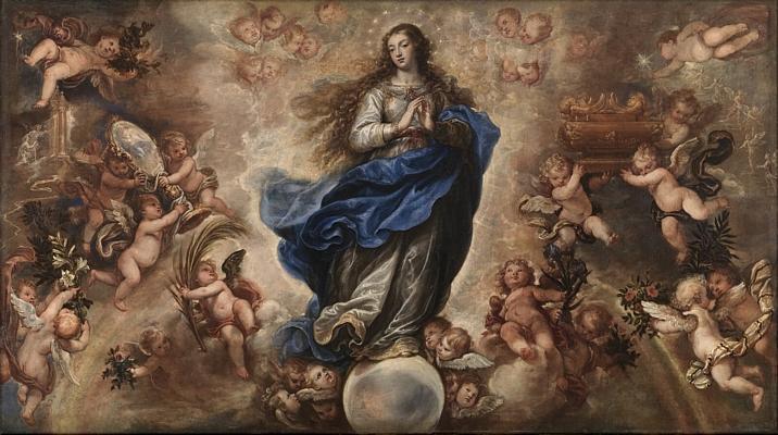 María y el alma de este mundo
