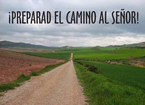 Preparad el camino al Señor