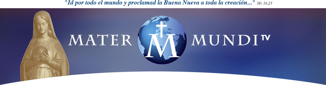 Mater Mundi TV estrena web