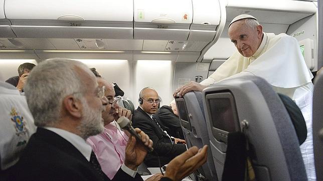 Las 10 cosas que el Papa Francisco propone a los periodistas