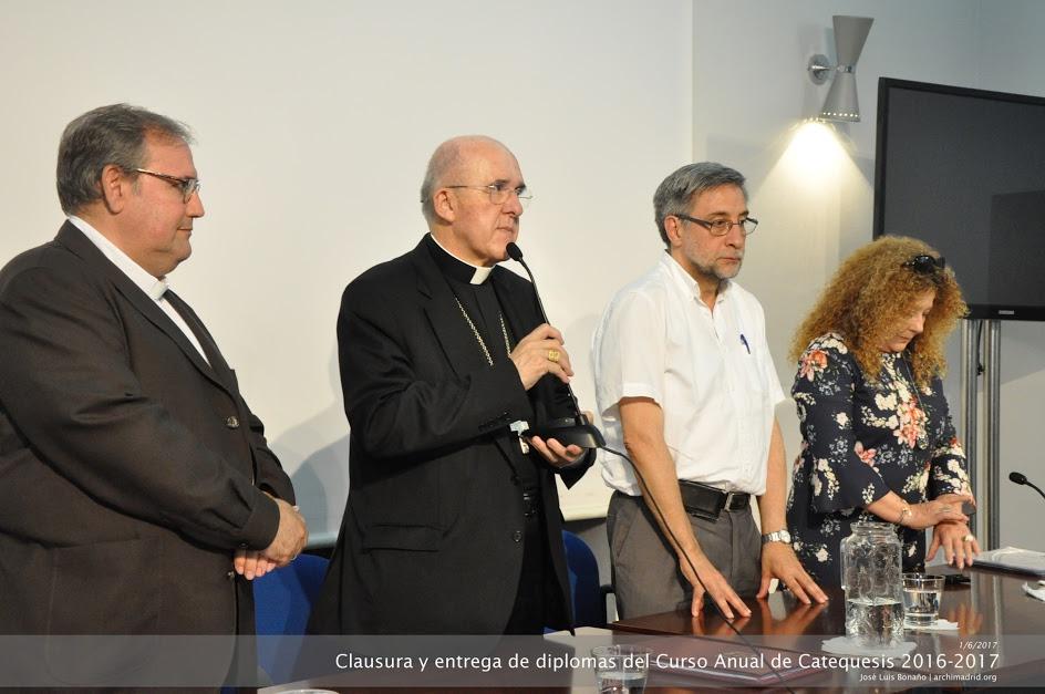 Encuentro y envío diocesano de catequistas