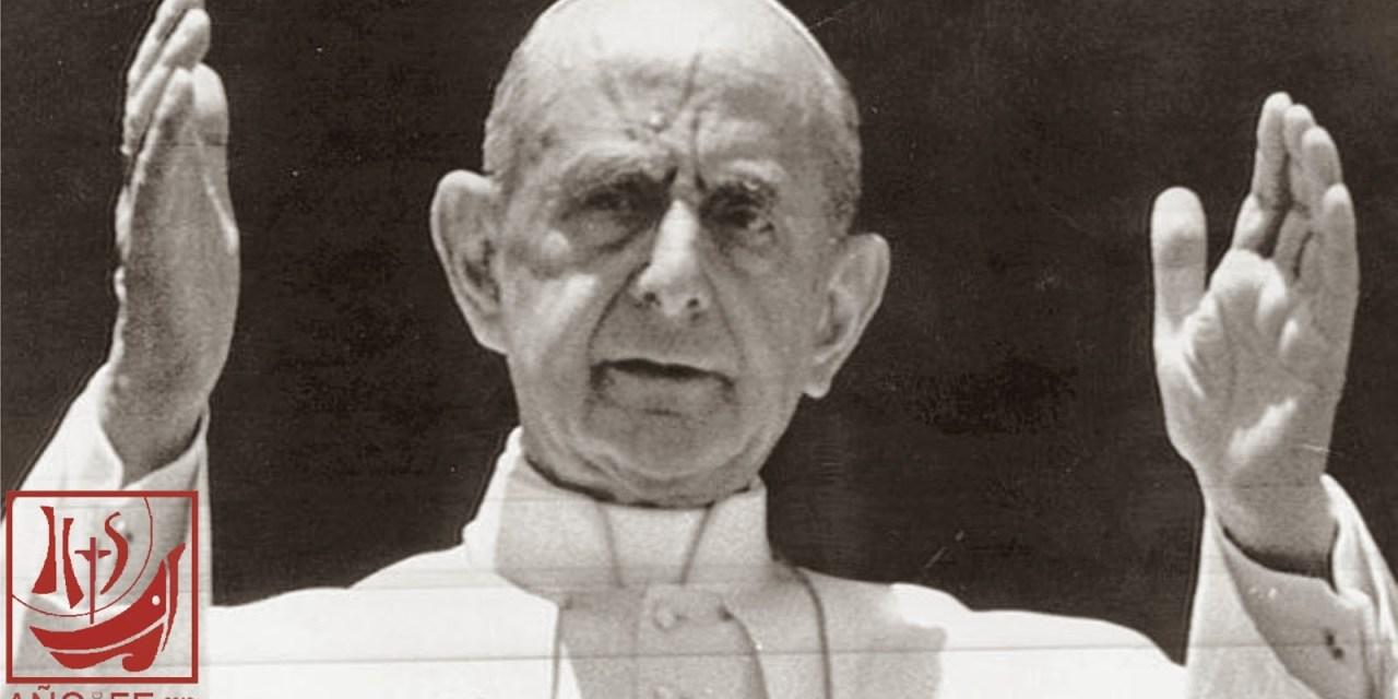 Oración a María de Pablo VI