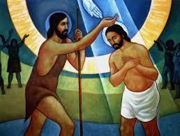El bautismo de Jesús y nuestro bautismo