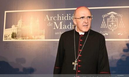 Mensaje del Cardenal Osoro a los catequistas del Arciprestazgo de Colmenar Viejo (norte de la Vicaría VIII)