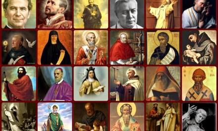 Todos los santos: algo más que un álbum de estampitas