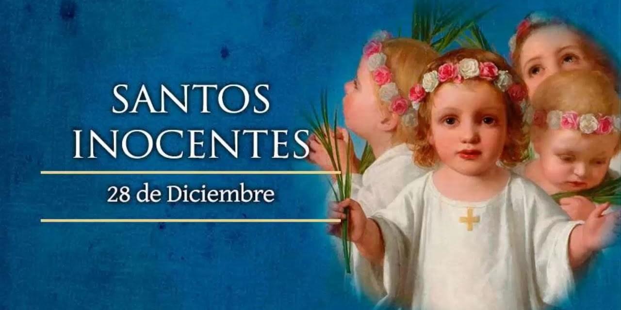 28 diciembre: Sí a la vida de los Santos Inocentes