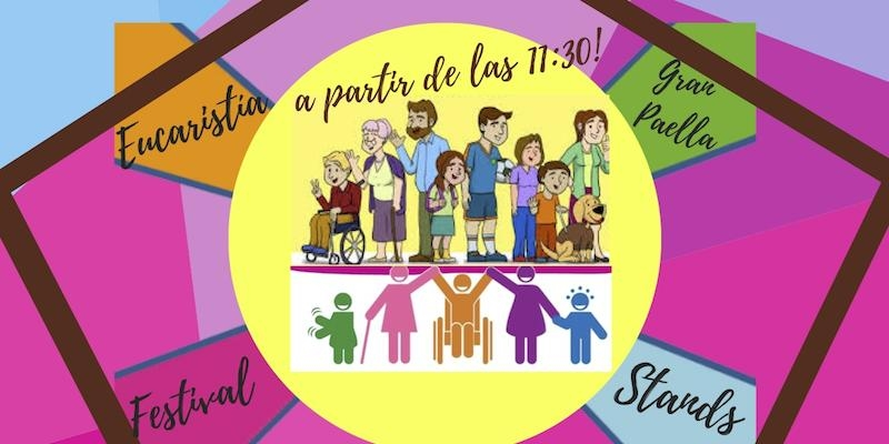 El colegio La Purísima acoge la III Jornada Diocesana de las Personas con Discapacidad
