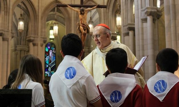 """Cardenal Osoro: """"San Juan Bautista de La Salle amó hasta dar la vida por el otro"""""""