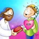 Jesús enseñaba así