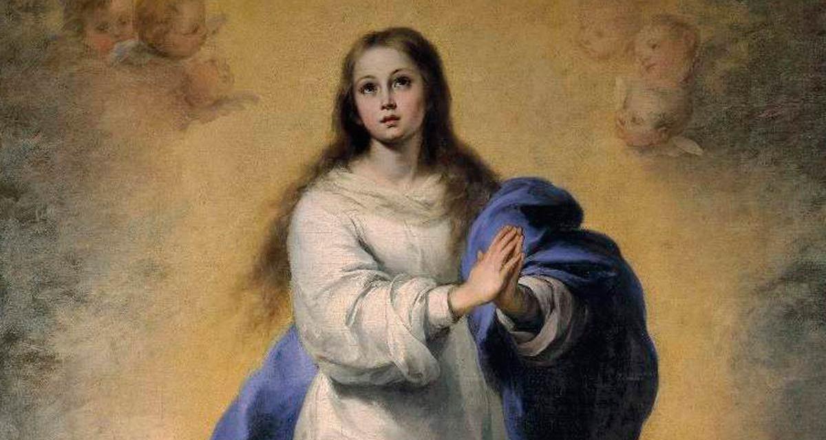INMACULADA CONCEPCIÓN DE MARÍA EN EL SEGUNDO DOMINGO DE ADVIENTO
