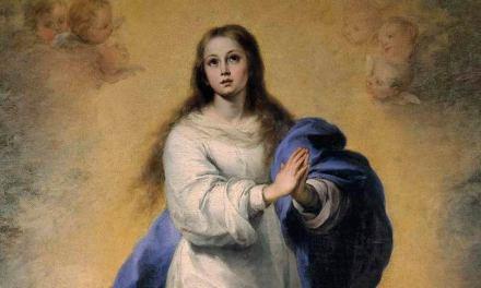 Audio-Evangelio Fiesta Inmanculada Concepción de María