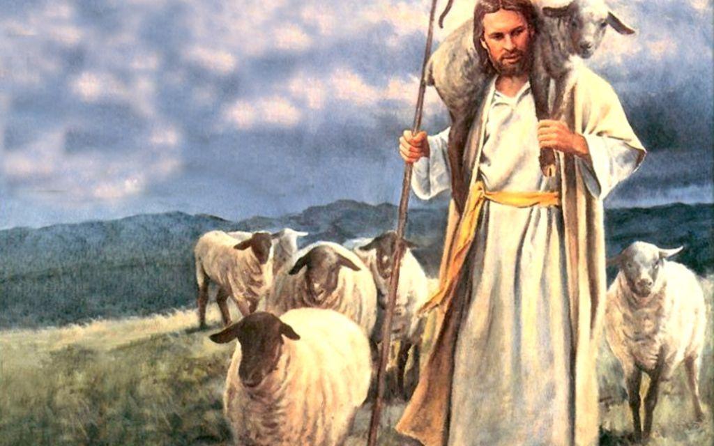 Audio-Evangelio Domingo IV de Pascua ciclo A