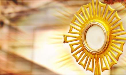 Audio-Evangelio Corpus Christi ciclo A