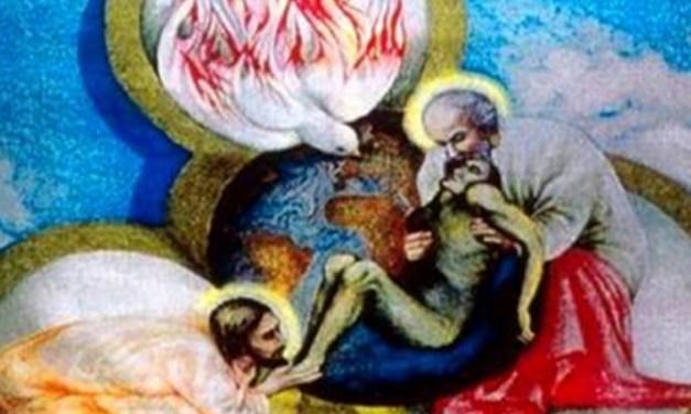 Audio-Evangelio Solemnidad de la Santísima Trinidad