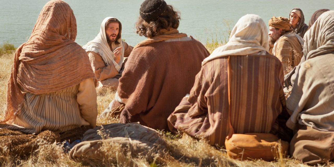 JESÚS EN MEDIO