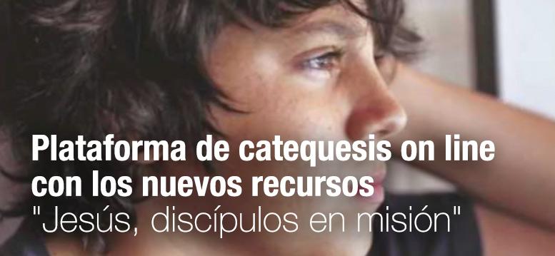 Plataforma catequesis online
