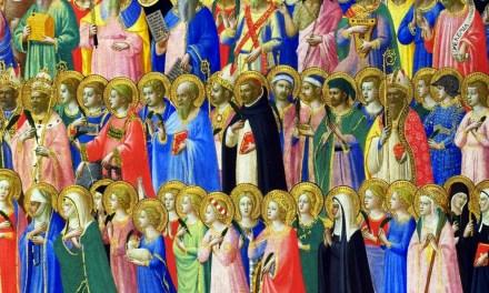 Audio-Evangelio de la Fiesta de Todos los Santos