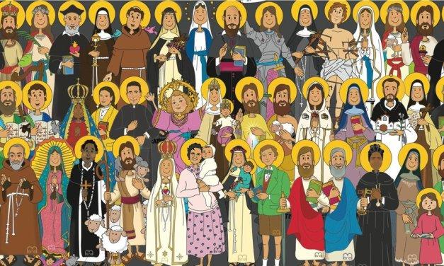 Santo Pueblo de Dios (Todos los santos y todos los difuntos)