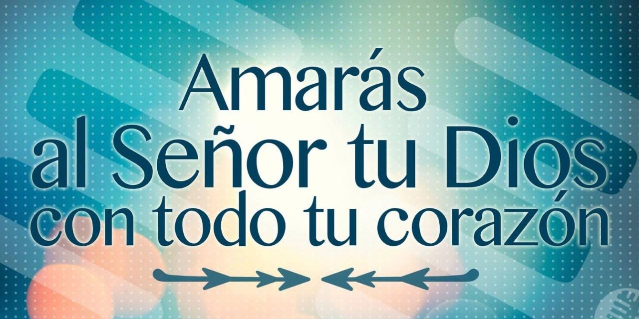 Audio-Evangelio Domingo XXX Tiempo Ordinario Ciclo A