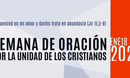 Madrid celebra la Semana de Oración por la Unidad de los Cristianos con actividades presenciales y virtuales