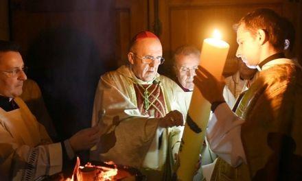 El arzobispo preside en la catedral las principales celebraciones de Semana Santa