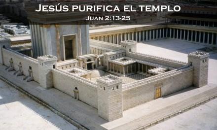 Audio-Evangelio Domingo III de Cuaresma Ciclo B