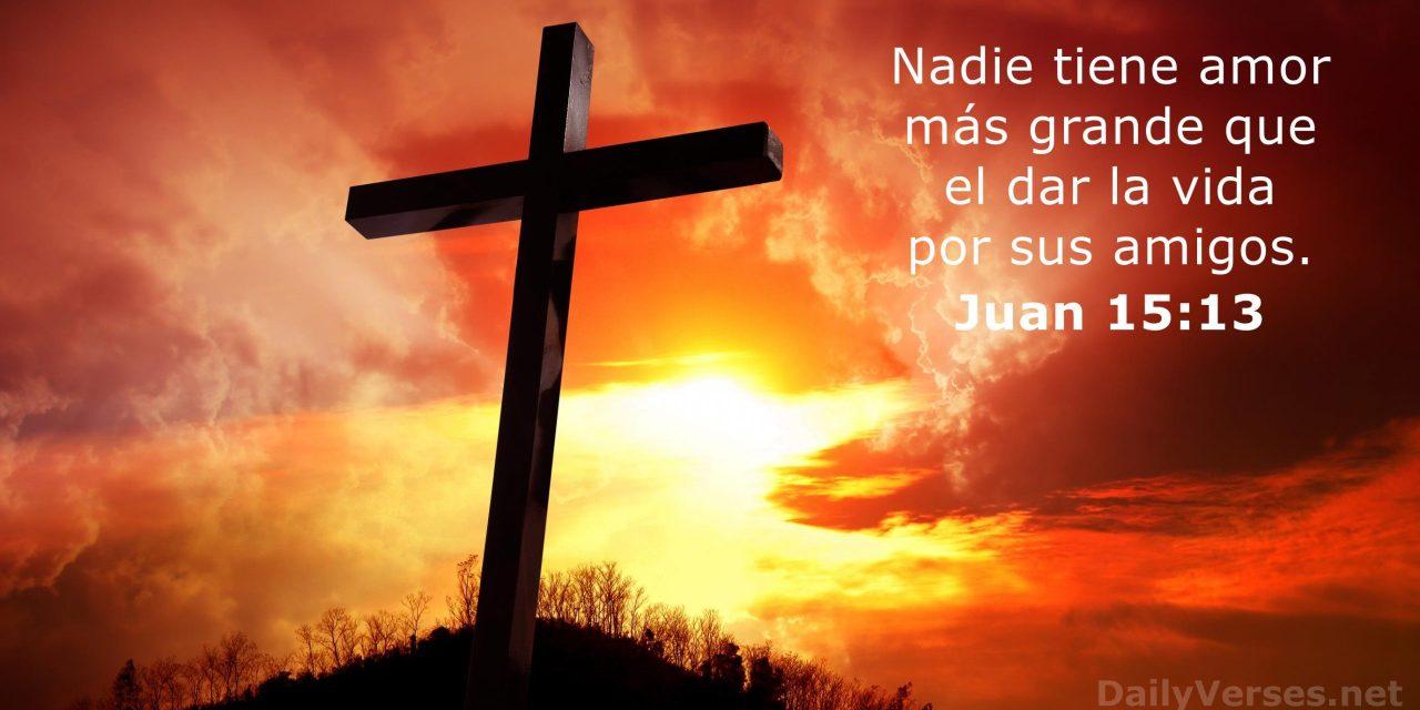 Audio-Evangelio Domingo VI de Pascua Ciclo B