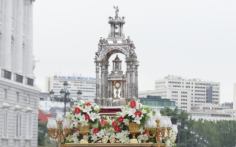 Audio-Evangelio Corpus Christi Ciclo B