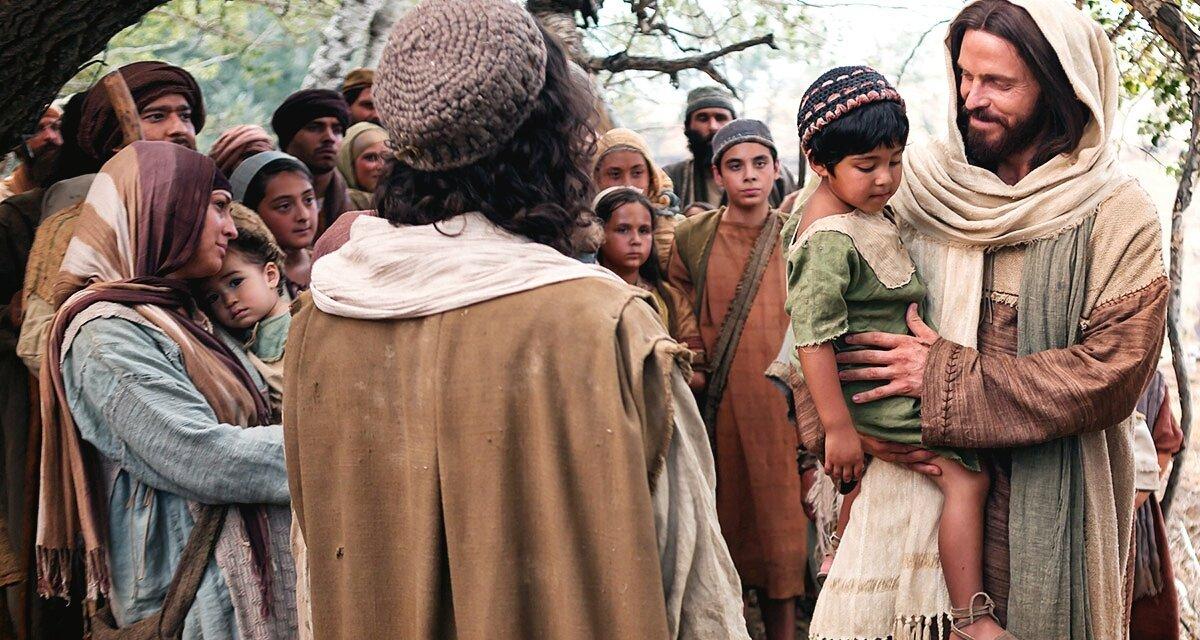 Audio-Evangelio 25 Domingo Tiempo Ordinario Ciclo B