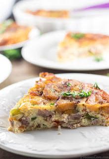 Platain-Frittata-plantain-and-egg-breakfast