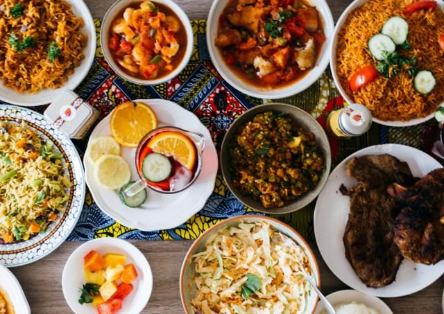 cucina africana catering grasch