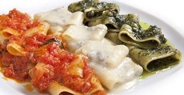 La cucina unisce l'Italia storia dei primi piatti tricolore