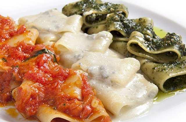 La cucina unisce l'Italia Storia tricolore