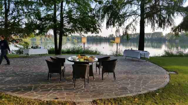 Location Lago Boscaccio Milano