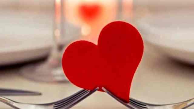 San Valentino, cena a sorpresa… a domicilio 1