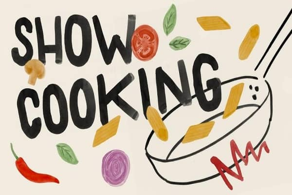 Lo Show Cooking 1