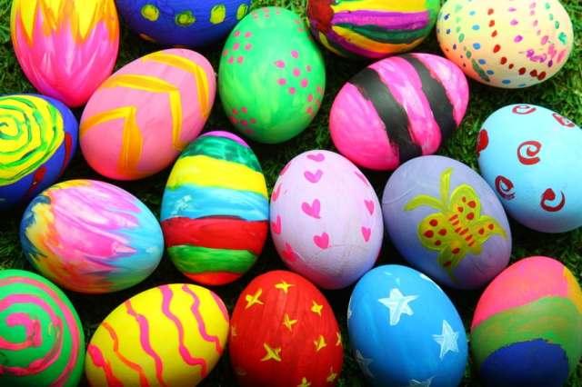 Caccia alle uova di Pasqua 9