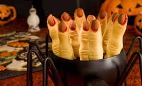 Buffet di Halloween a tema horror 5