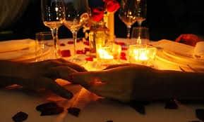 San Valentino catering a domicilio