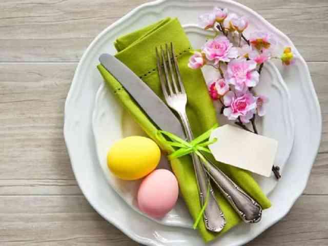 spesa di Pasqua
