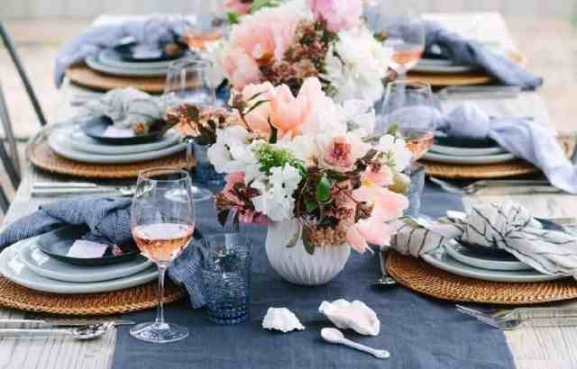 tavola ristorante a casa tua