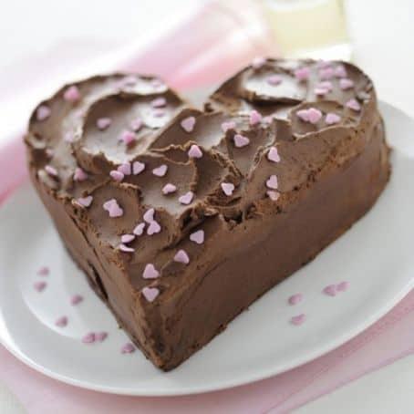 Catering San Valentino-Cuore-cioccolato-con-malizia