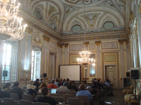Palazzo Greppi Sala Giove