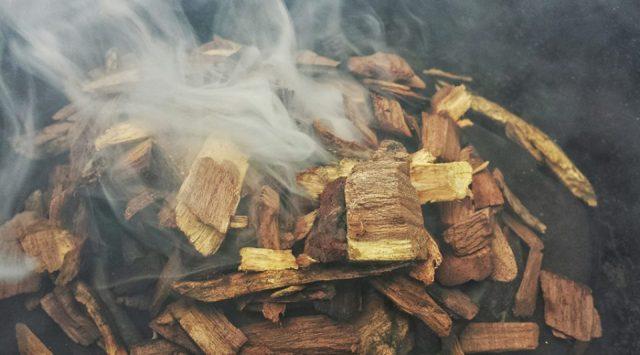 wedding barbecue catering - legni per affumicatura