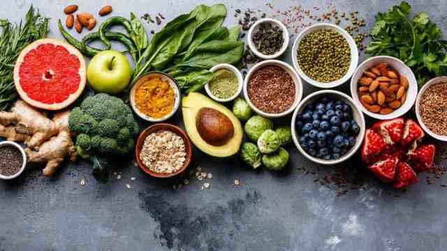 la Dieta-alcalina