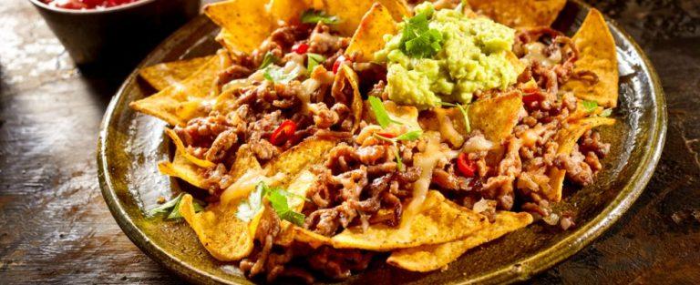 aperitivo festa messicana