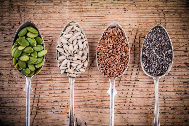 usare i semi in cucina