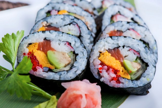 Giapponese Catering Grasch_futomaki
