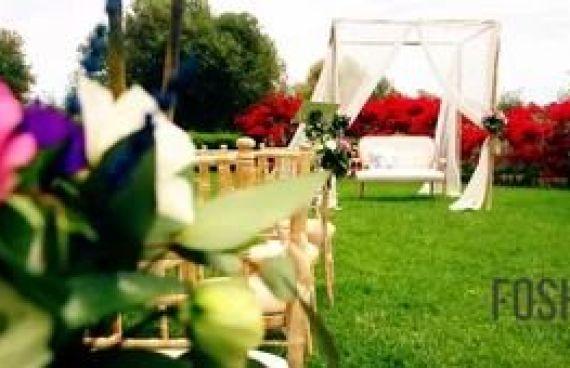 Las mejores bodas y eventos con Catering Marc Fosh